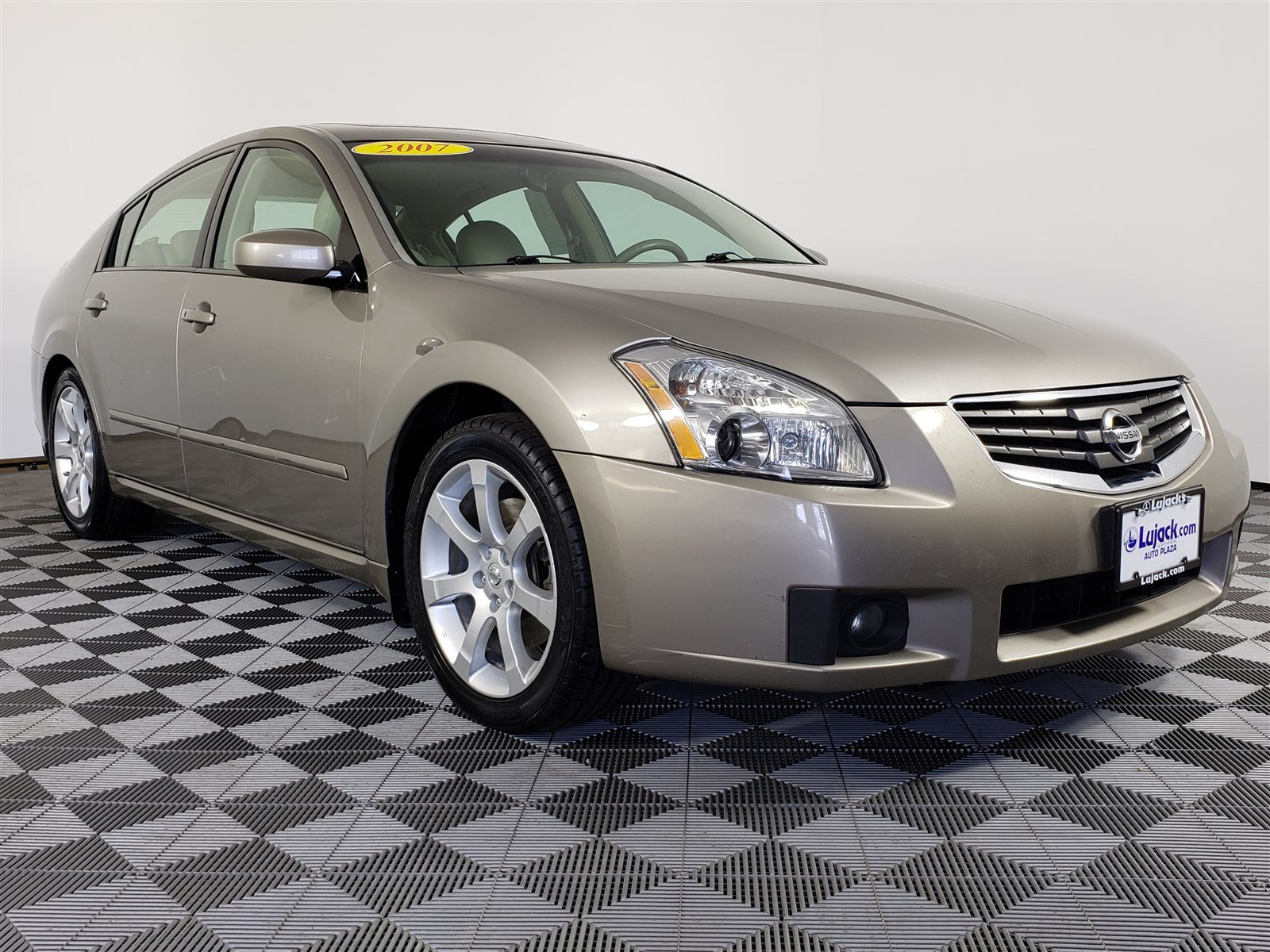 Pre-Owned 2007 Nissan Maxima 3.5 SL