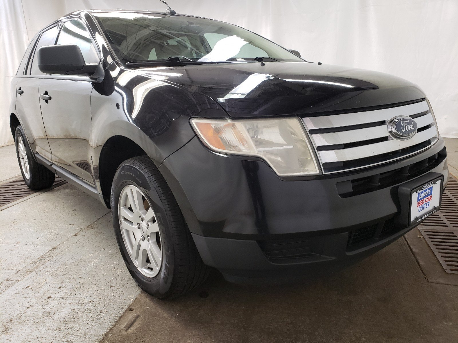 Pre-Owned 2007 Ford Edge SE FWD 4dr Car