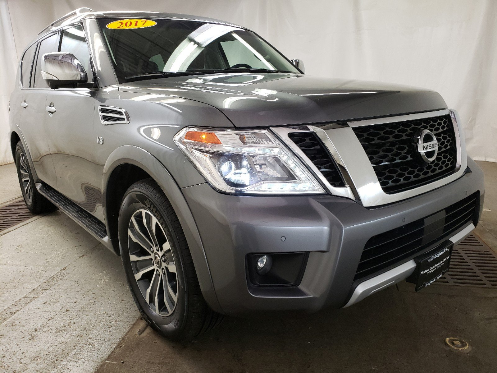 Pre Owned 2017 Nissan Armada Sl