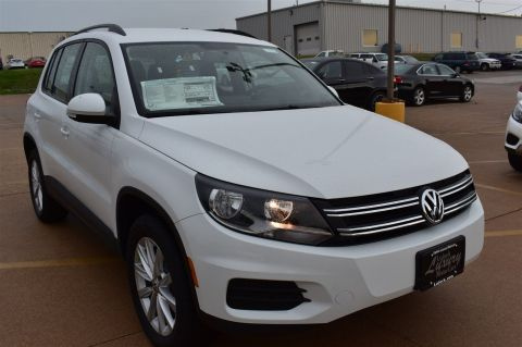 New 2018 Volkswagen Tiguan Limited 2.0T